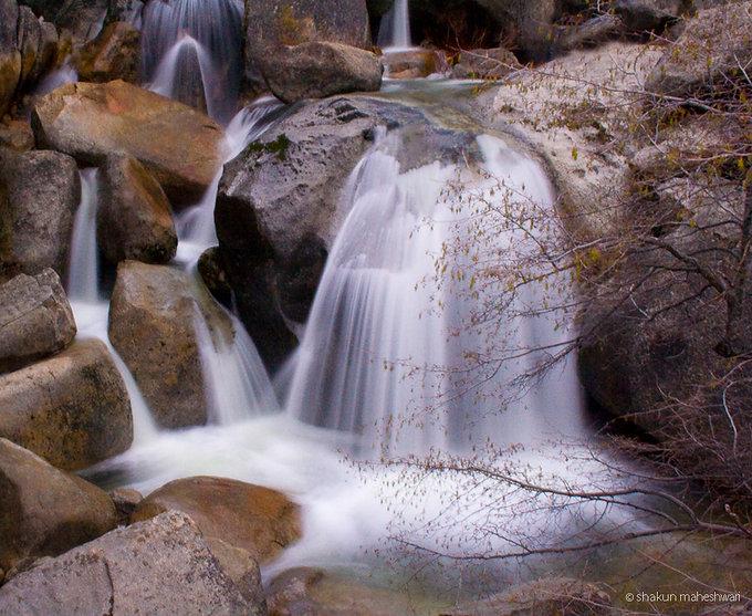 Water & Rocks III
