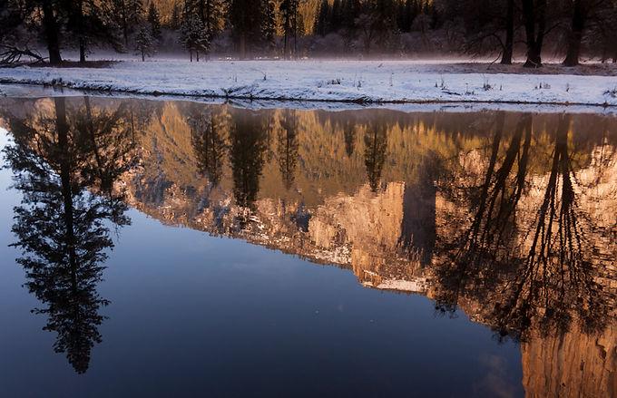 Reflected Ridge