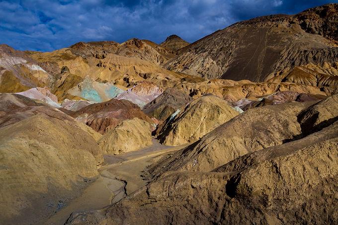 Martian Landscape, Death Valley