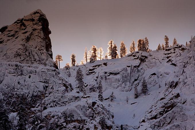Icy Sentinels