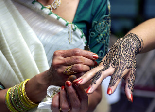 Henna at Festival of Nations