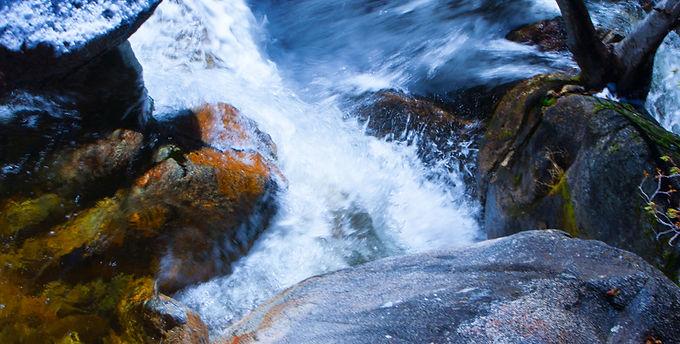 Water & Rocks I