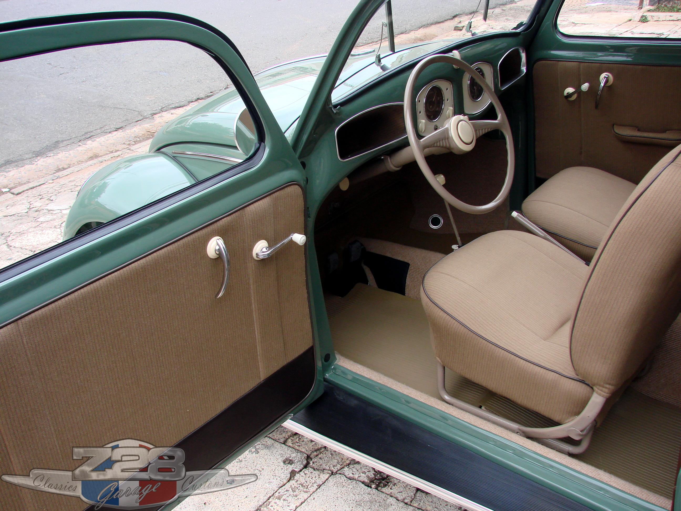 Fusca restauração carros antigos
