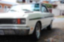 Dodge Charger 75 restauração da mecânica e de funilaria finalizada