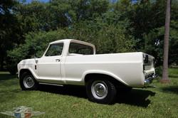 Z28 Garage Chevrolet C10 restauração