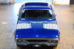 Plymouth Road Runner 1972