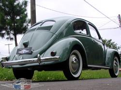 Fusca 1952 Split Window