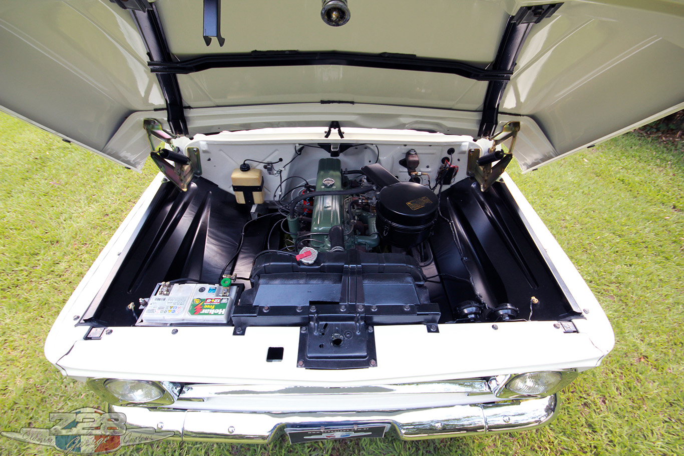 Z28 Garage oficina mecânica C10