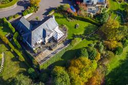 Aerial property video devon