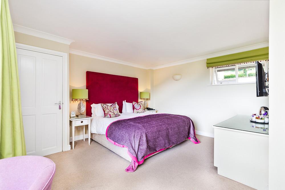 Hotel Bedroom Photo
