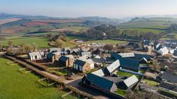 (Aerial)_Great_Court_Farm_-_©Kite_Visio