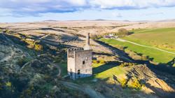 Mine building - Okehampton Dartmoor