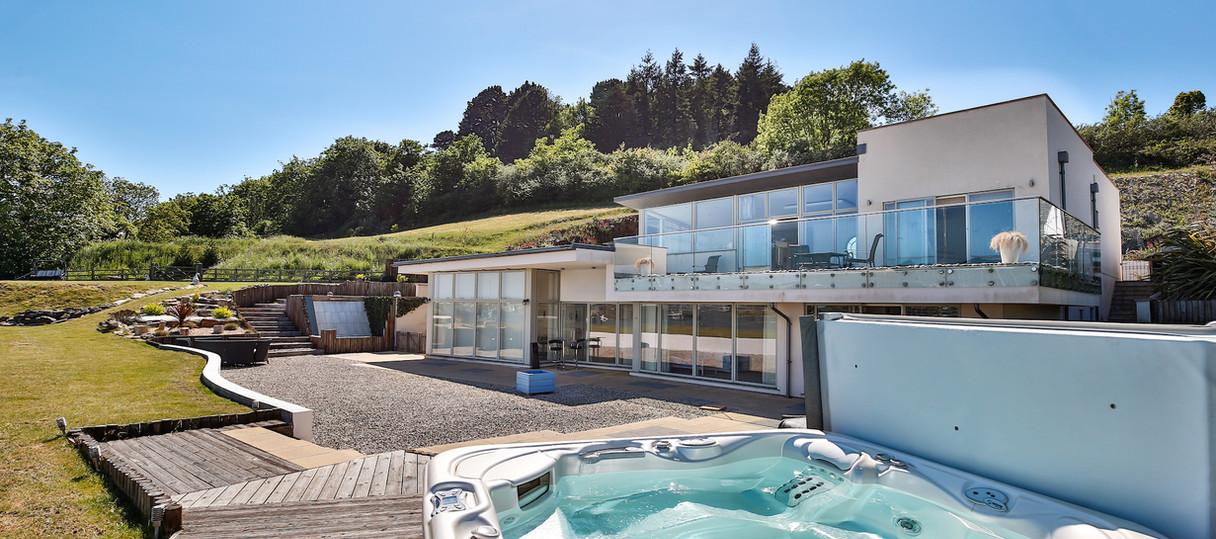 luxury property in saltash cornwall