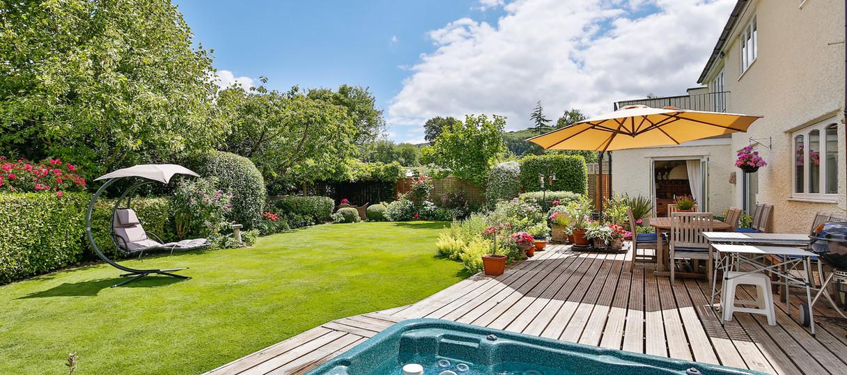 estate agent exterior photography devon