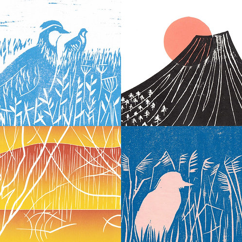 Printing without a Press - Saturday 10 April 2020 - Wivelsfield Church Hall