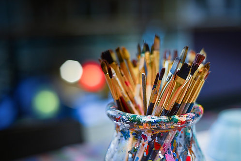Online art course - starting 14 September at 3.30pm