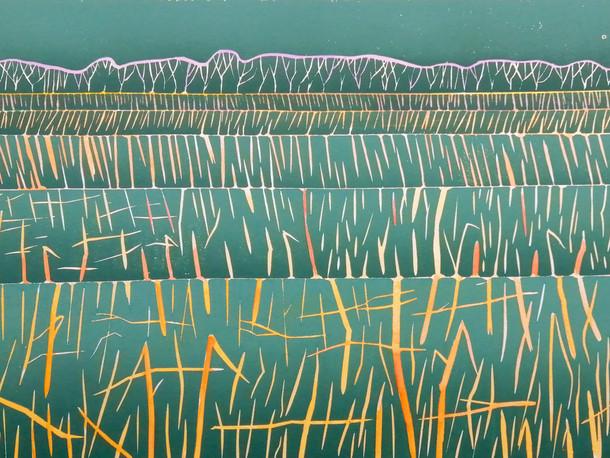 'Stubble Field'