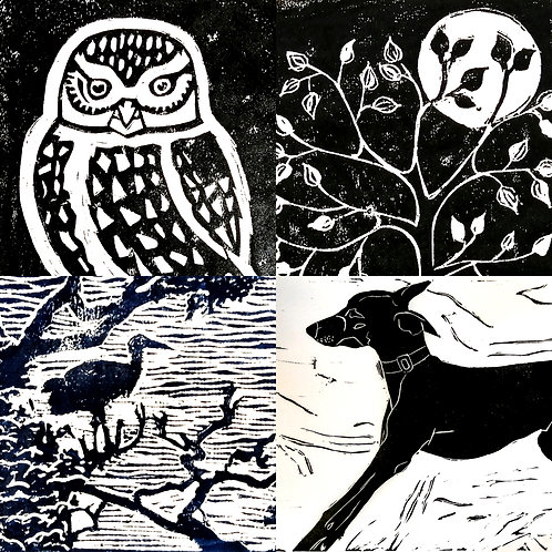 Printing Without A Press - Saturday 13 Feb 2021 - Wivelsfield Church Hall