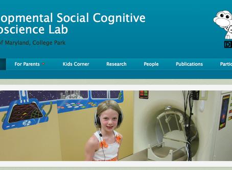 The University of Maryland Developmental Social Cognitive Neuroscience Lab is seeking a full-time RA