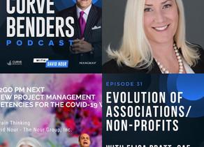 Curve Benders Podcast - Evolution of Associations with Elisa Pratt, CAE