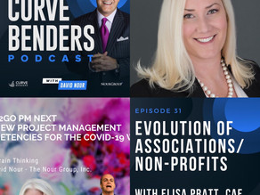 Curve Benders Podcast - Evolution of Associations with Elisa Pratt, CAE