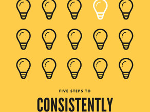 Five Steps to Consistently Learn and Grow