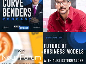 Curve Benders Podcast - Future of Business Models with Alex Osterwalder