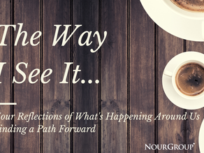 The Way I See It… Finding a Path Forward