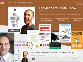 David Nour on The Authors Unite Show