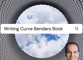 Writing Curve Benders Book - Chapter One: Work-Life Blending