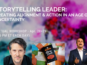 Storytelling Leader: New Competency for the Post-CO19 World