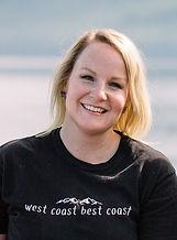 Headshot of Kristy Hoddinott, Director of Travel Trade & Travel Media at Go Western Newfoundland.