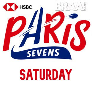 Paris 7s Rugby and Events Saturday
