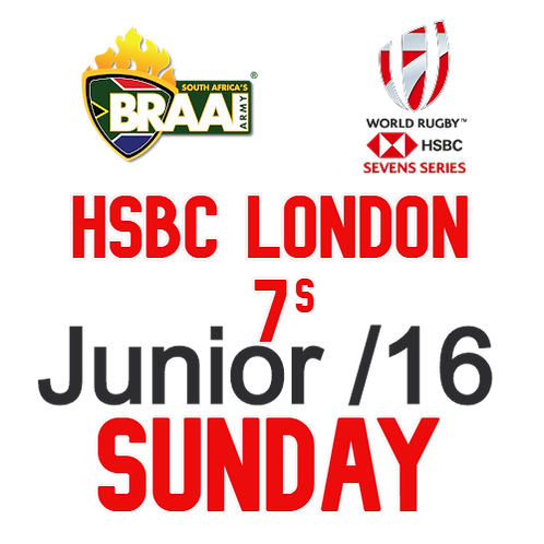 London 7s Sunday Only Junior