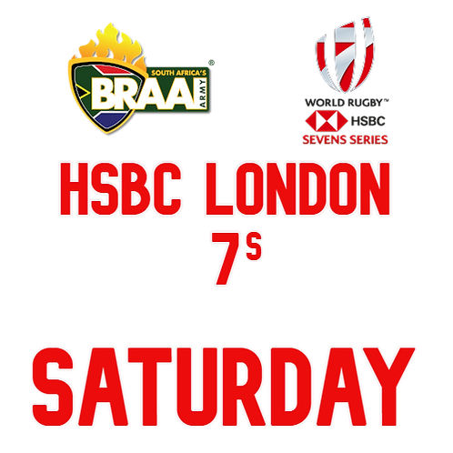 London 7s Saturday Only