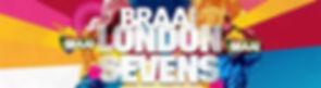 Braai Army HSBC London 7s Sevens Banner