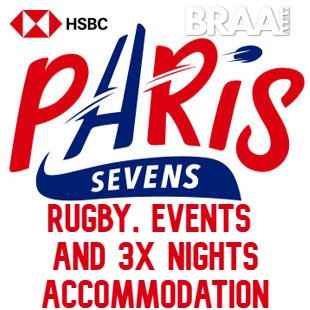 Paris 7s Rugby, Events and Accommodation