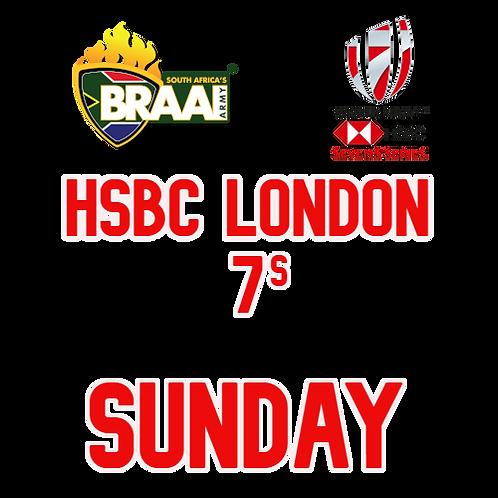 London 7s Sunday Only