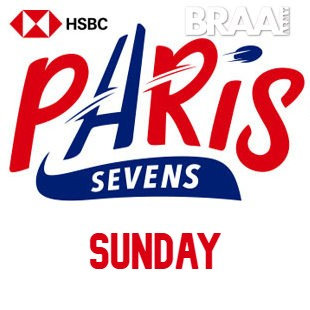 Paris 7s Rugby and Events Sunday