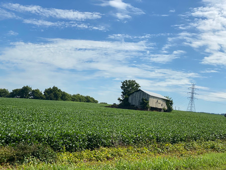 Scenic Views from Brainards Road, Liberty Twp., Warren County