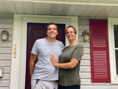 A New Home to start their Journey: 722 Fourth Street, Belvidere