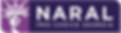 LOGO for NARAL Pro-Choice Georgia. Includes a picture of the head of the statute of liberty on the left.
