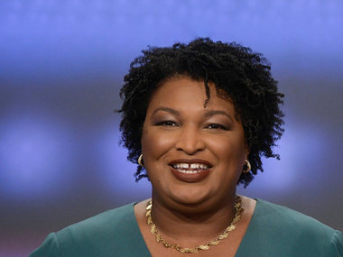 Former GA House Minority Leader Stacey Abrams