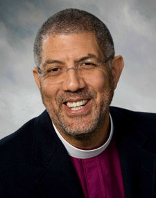 Rt. Rev. Robert C. Wright, Episcopal Bishop of Atlanta