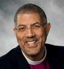 Rt. Rev. Robert C. Wright, Episcopal Bishop of Atlanta