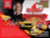 2020 Redhot Carshow Flyer Headliner  Dra