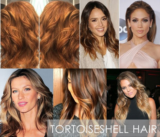 """The Tortoise and the Hair: Is """"Ecaille"""" the New Ombré?"""