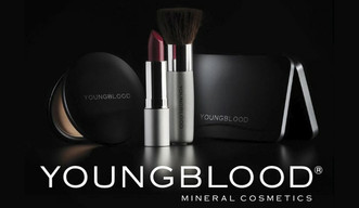 YOUNGBLOOD Cosmetics are now available at Voula Isakov Salon