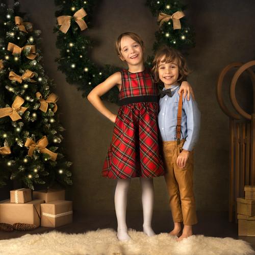 Božićni foto session