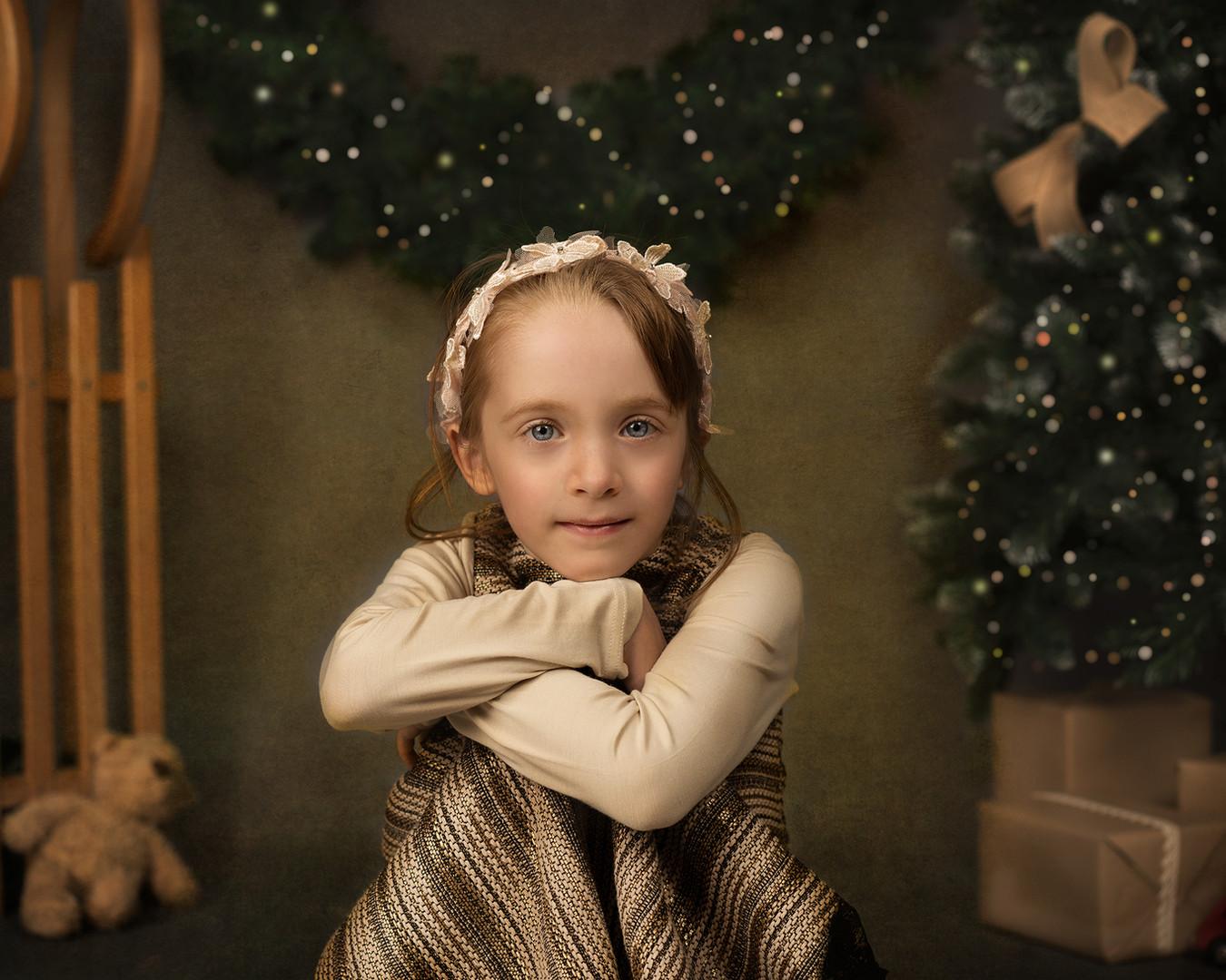 Studijsko fotografiranje za Božić